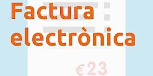 Formació de formadors facturació electrònica