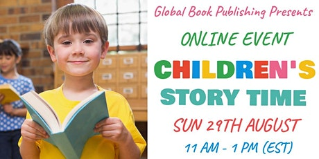 Free Event - Children's Story Time — Staten Island tickets