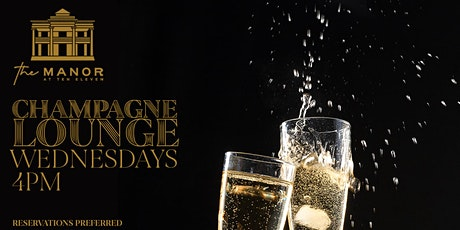 Champagne Lounge tickets