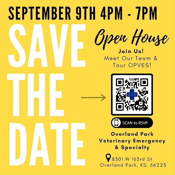 Overland Park Veterinary ER & Specialty Open House image