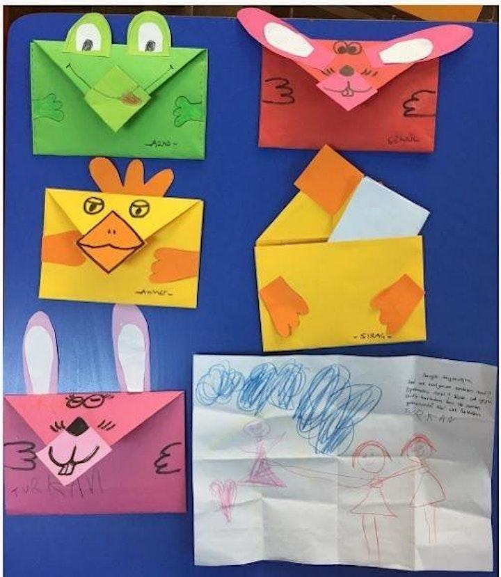Imagen de Envelopes - manuelidad apto para niños de 3 a 9 años.