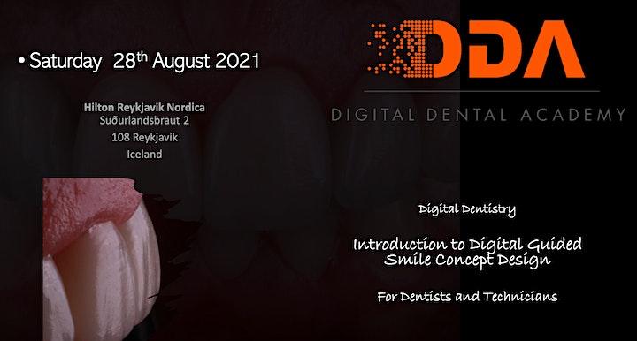 IDDA DIGITAL DENTISTRY Masterclass World Tour - REYKJAVIK, ICELAND image