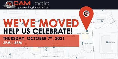 CAM Logic Grand Opening Open House tickets