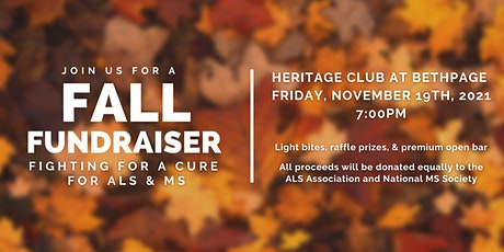 Fall Fundraiser - Fighting for a Cure for ALS & MS tickets