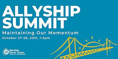 2021 Allyship Summit tickets