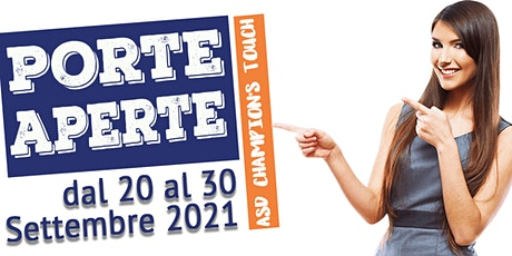 Porte Aperte - Corso di Danza Sportiva per Bambini e Ragazzi biglietti