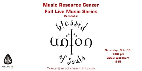 Blessid Union of Souls (Acoustic) Live @ Music Resource Center - Cincinnati tickets