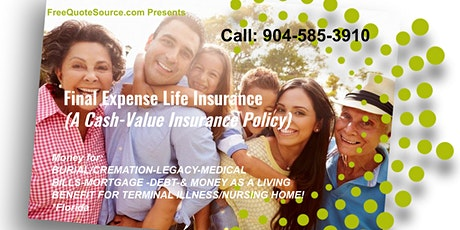 SIWL Final Expense Life Insurance tickets