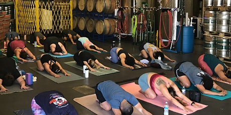 Yoga at Lost Boy Cider (Vaccination Required) tickets
