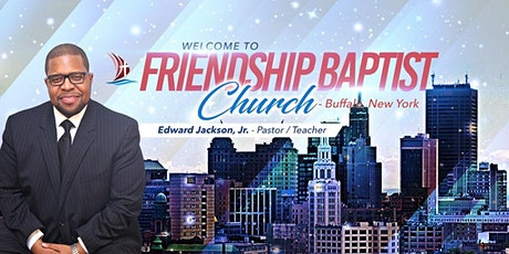 Welcome Back Friendship Family: In Person Worship tickets