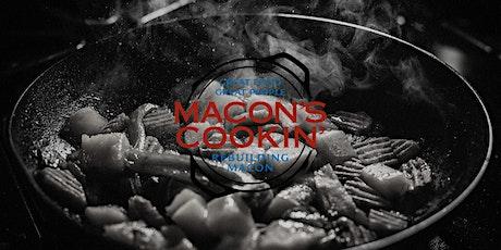 Macon's Cookin' 2021 tickets