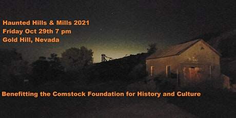 Haunted Hills and Mills - 2021 -  Friday Oct 29th - Hills tickets