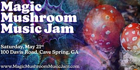 Magic Mushroom Music Jam aka MMMJ tickets