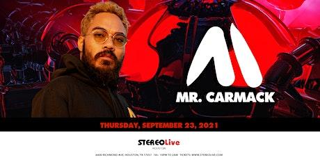 Mr. Carmack - Stereo Live Houston tickets