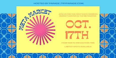 Parade Meta Market Tickets