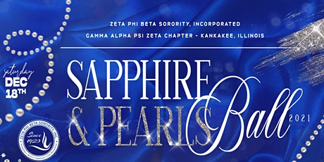 Sapphire & Pearls Ball - 2021 tickets