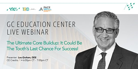 """The Ultimate Core Buildup: """"It could be the Tooth's last chance for success tickets"""