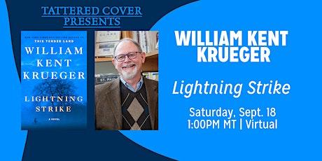 Live Stream with William Kent Krueger tickets