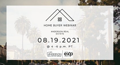 FREE Homebuyers Webinar tickets