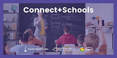 Connect+Schools tickets
