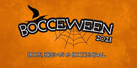2nd Annual Bocceween sponsored by Turnhall Financial Group tickets