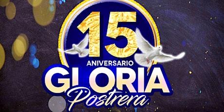 "Conferencia Profética ""La Gloria Postrera"" tickets"