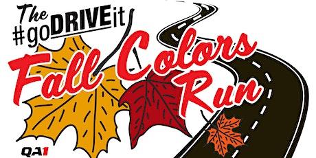 QA1 #goDRIVEit Fall Colors Run tickets