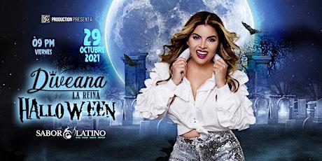 "Diveana ""La Reina""- Halloween tickets"