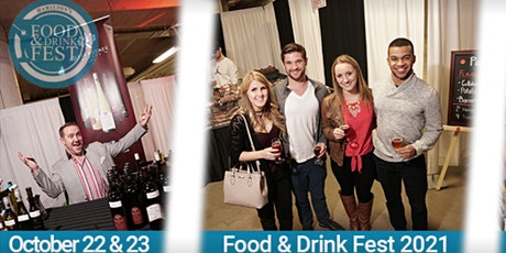 Hamilton's Food and Drink Fest - 2021 tickets