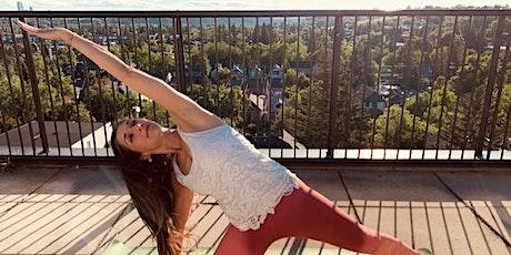 Rooftop Gentle Yoga;10-11:15AM tickets
