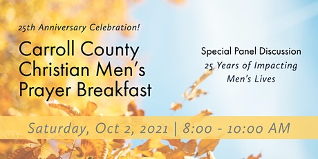 Carroll County Christian Men's Prayer Breakfast tickets