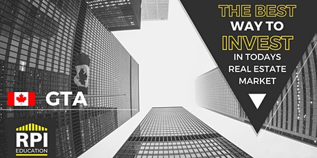 GTA -Join us for a 1 Hour Mastermind Session - How to Invest in Real Estate tickets