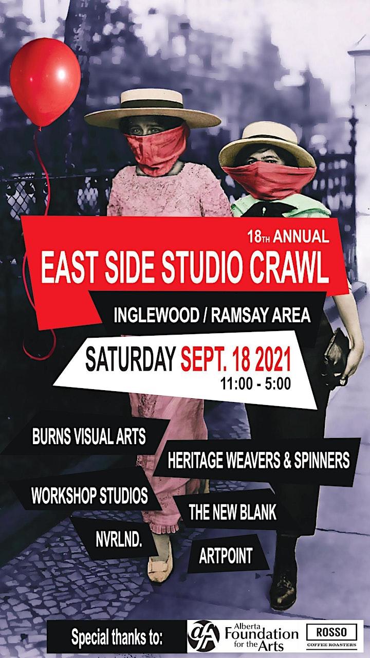 East Side Studio Crawl Inglewood Ramsay 18th Annual image