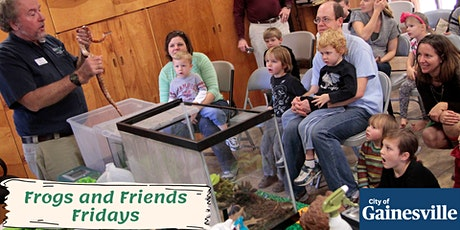 Frogs and Friends Fridays tickets