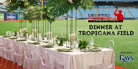 Dinner at Tropicana Field tickets