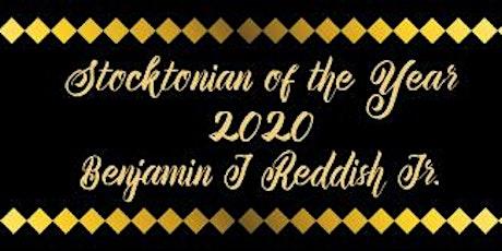 2020 Stocktonian of the Year Honoring Benjamin J. Reddish Jr. tickets