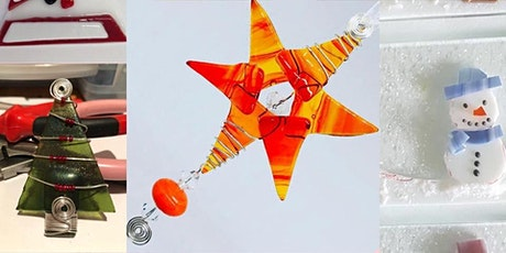 Fused Glass Christmas decoration workshop tickets