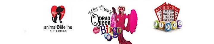 Drag Queen Bingo for Animal Lifeline image