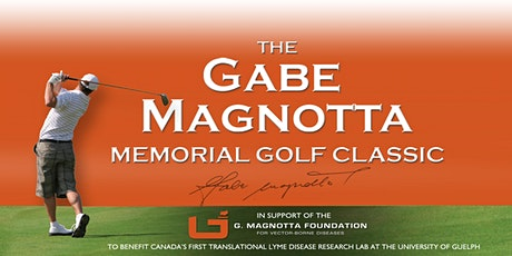 The Gabe Magnotta Memorial Golf Classic 2021 tickets