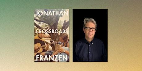Jonathan Franzen: Crossroads tickets