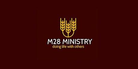 M28's Fundraiser Dinner tickets