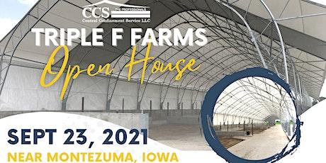 Triple F Farms Open House tickets