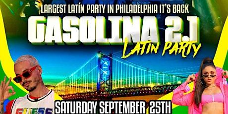 GASOLINA 2.1 LATIN PARTY tickets