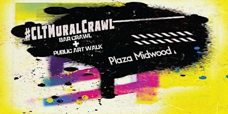 #CLTMuralCrawl | Bar Crawl + Art Walk tickets