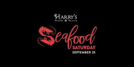 Seafood Saturday tickets