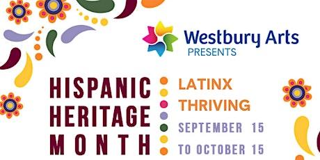 HISPANIC HERITAGE MONTH CELEBRATION - Latinx Thriving: Meet the Authors tickets