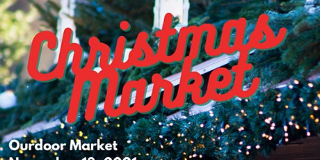 Outdoor Christmas Market- A Christkindlmarkt on Campus tickets