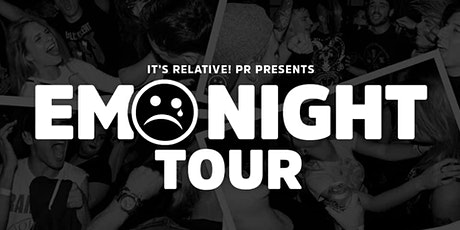 The Emo Night Tour - Riverside tickets