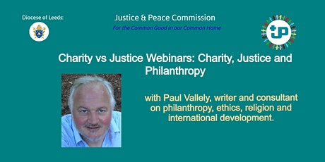 Charity, Justice and Philanthropy tickets