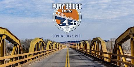 Route 66 Pony Bridge Cruise tickets
